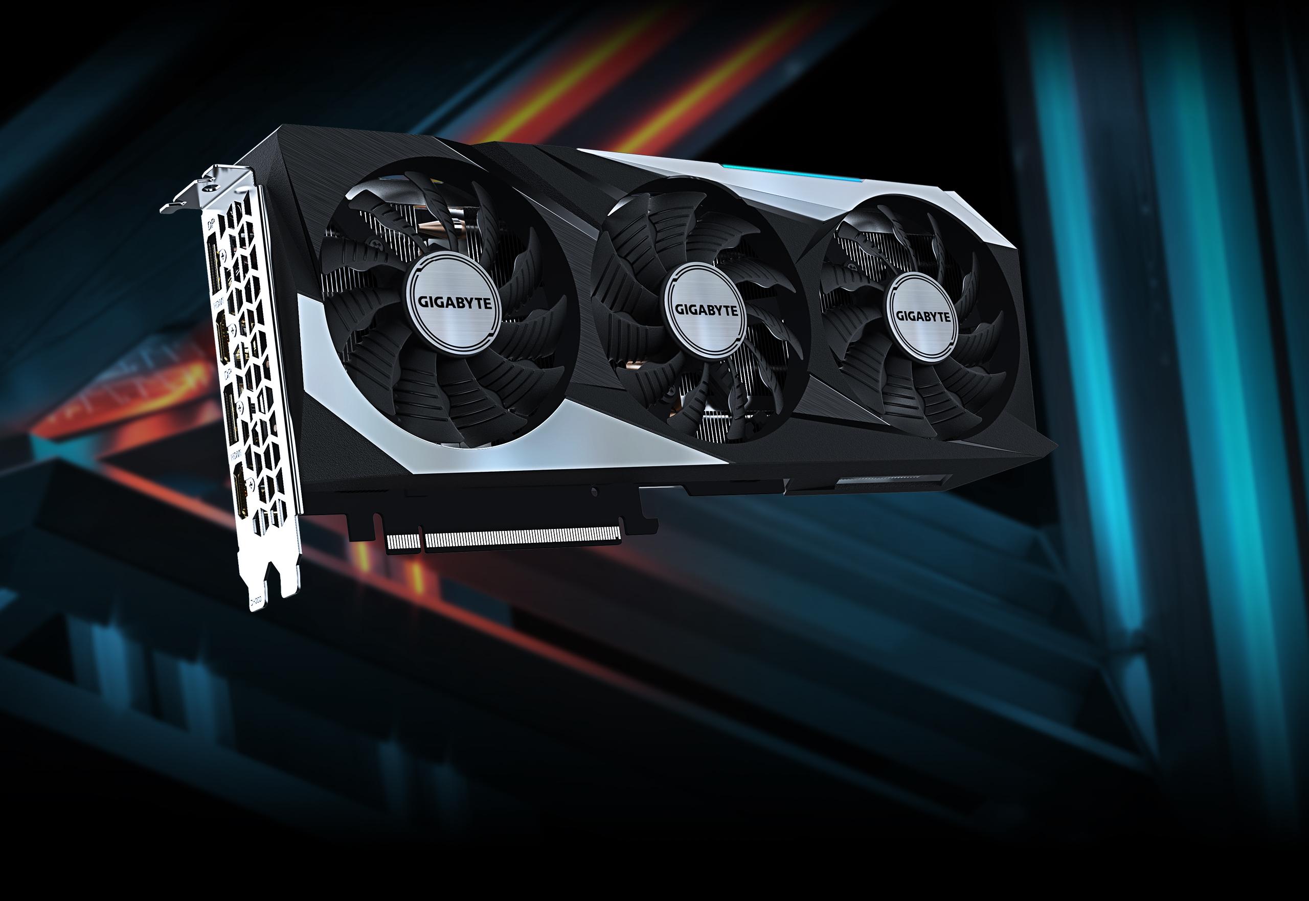 Gigabyte GeForce RTX 3070 GAMING OC 8G + Xigmatek Aurora 360 Liquid Cooler 9