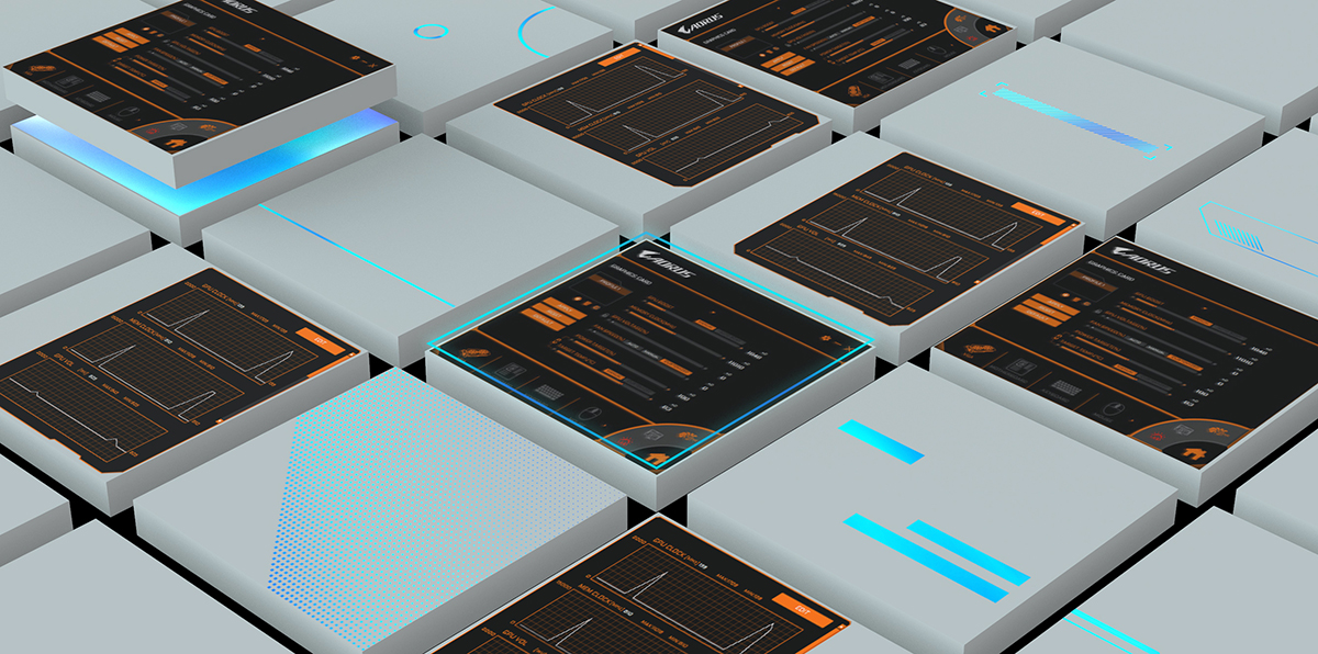 Gigabyte GeForce RTX 3070 VISION OC 8G - GV-N3070VISION OC-8GD 30
