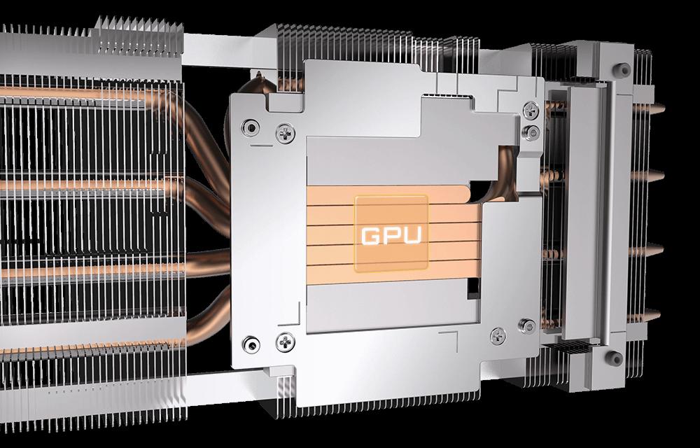 Gigabyte GeForce RTX 3070 VISION OC 8G - GV-N3070VISION OC-8GD 16