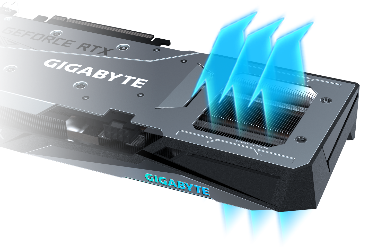 Gigabyte GeForce RTX 3060 Ti GAMING OC 8G 9