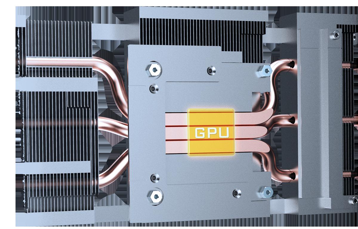 Gigabyte GeForce RTX 3060 Ti GAMING OC 8G 10