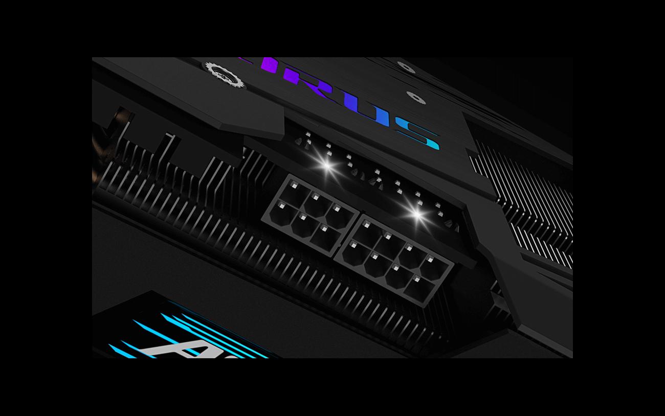 Gigabyte AORUS GeForce RTX 3060 Ti MASTER 8G 40