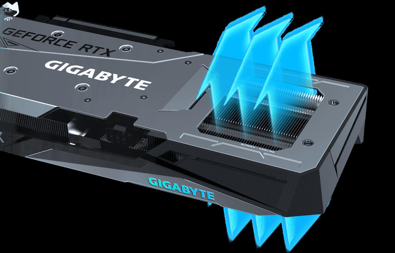Gigabyte GeForce RTX 3060 GAMING OC 12G - GV-N3060GAMING OC-12GD 10