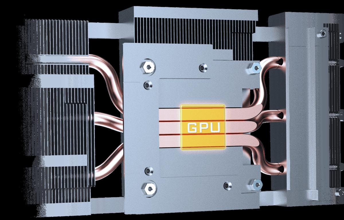Gigabyte GeForce RTX 3060 GAMING OC 12G - GV-N3060GAMING OC-12GD 11