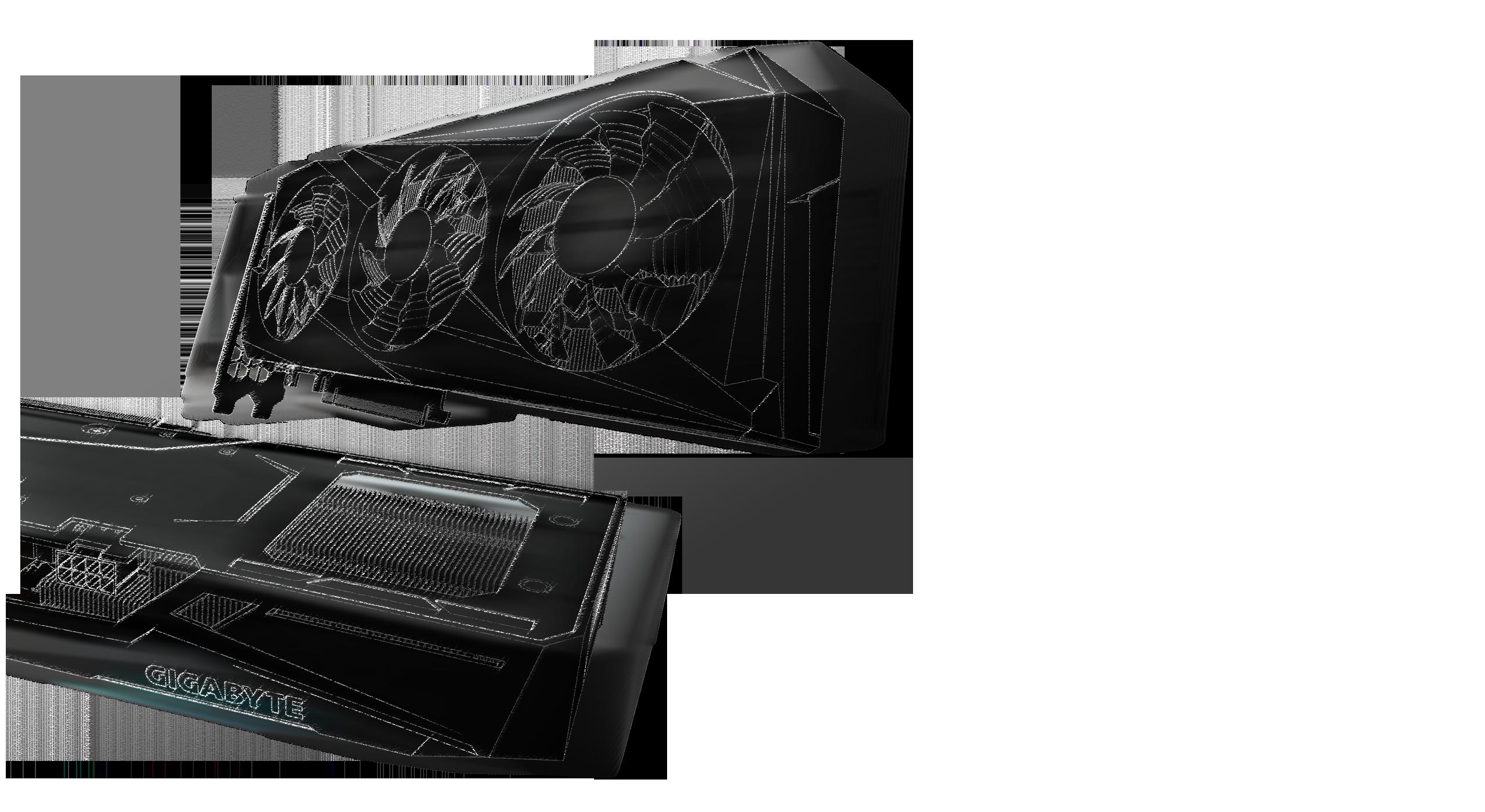 Gigabyte GeForce RTX 3060 GAMING OC 12G - GV-N3060GAMING OC-12GD 19