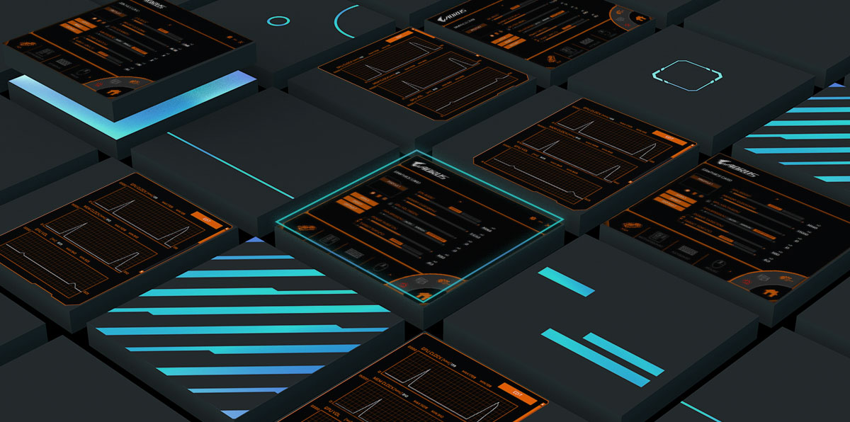 Gigabyte GeForce RTX 3060 EAGLE OC 12G - GV-N3060EAGLE OC-12GD 21