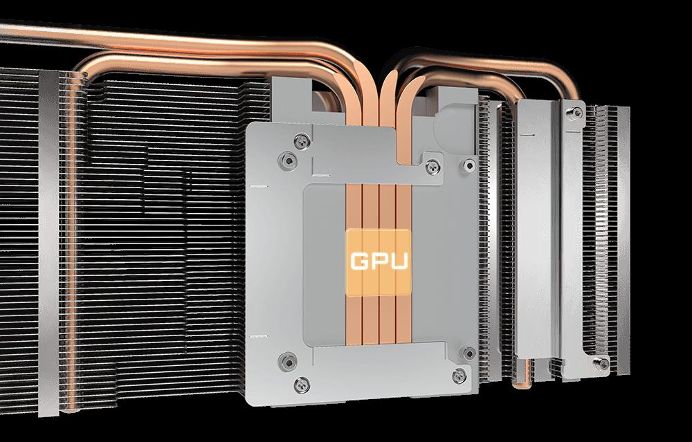Gigabyte GeForce RTX 3060 EAGLE OC 12G - GV-N3060EAGLE OC-12GD 11