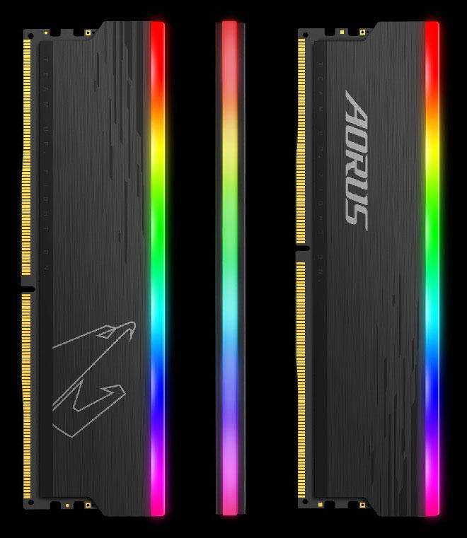 Gigabyte AORUS RGB Memory DDR4 16GB (2x8GB) 3333MHz 8