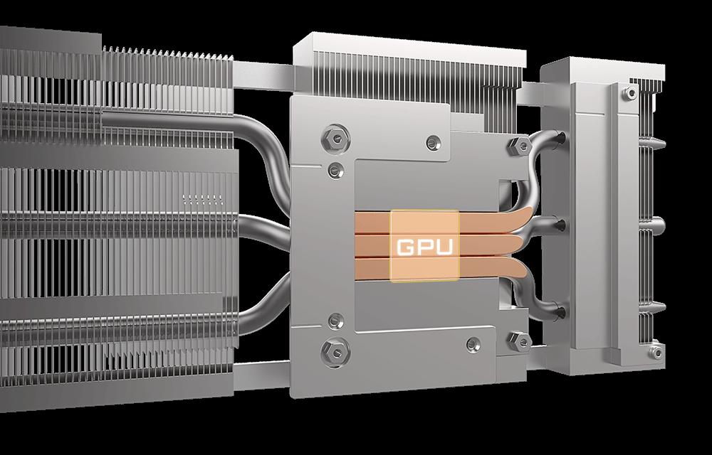 Gigabyte GeForce RTX 3060 VISION OC 12G - GV-N3060VISION OC-12GD 17