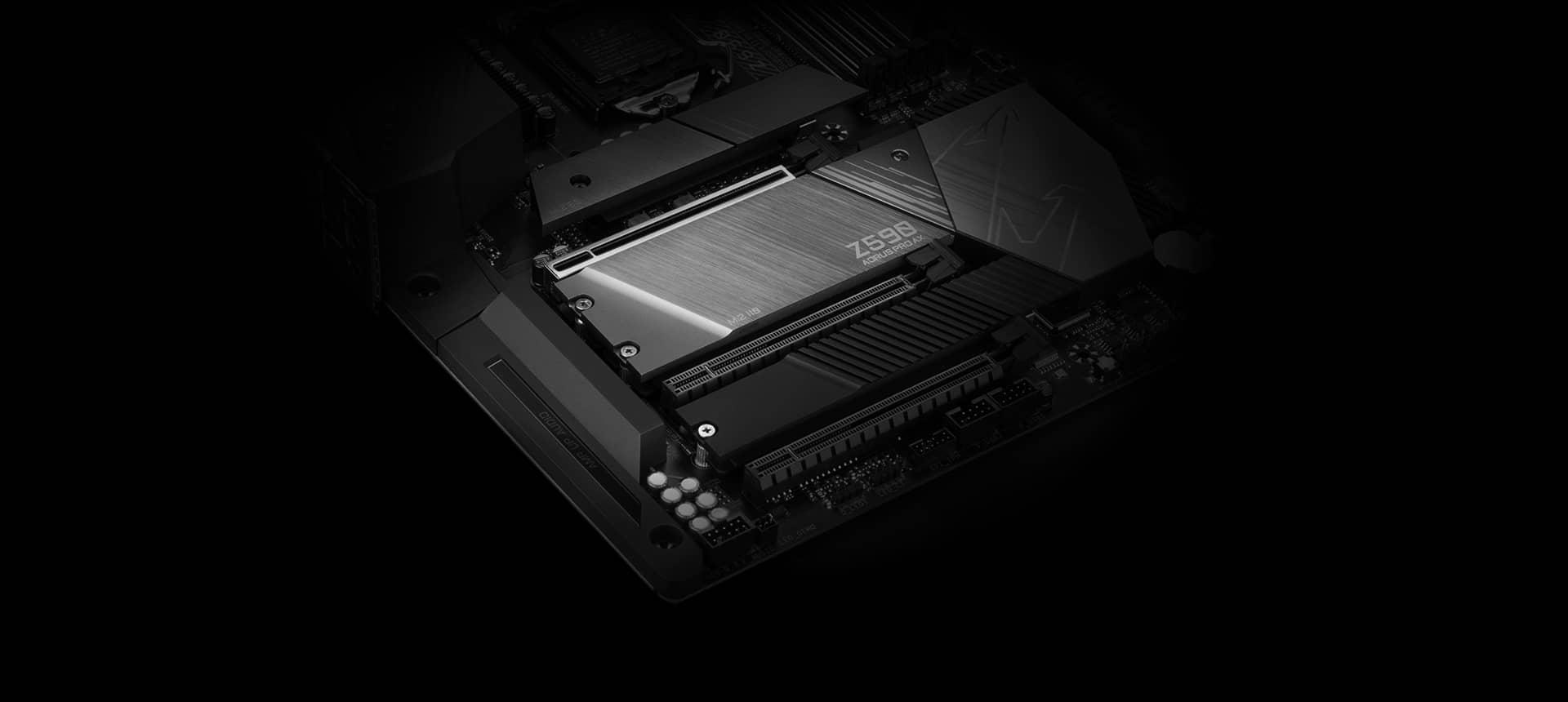 Gigabyte Z590 AORUS PRO AX (rev. 1.0) Motherboard 14