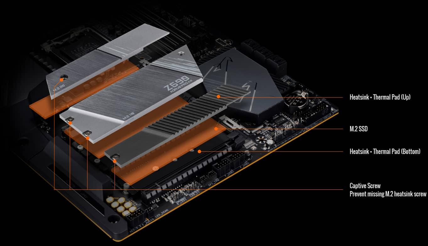 Gigabyte Z590 AORUS PRO AX (rev. 1.0) Motherboard 18