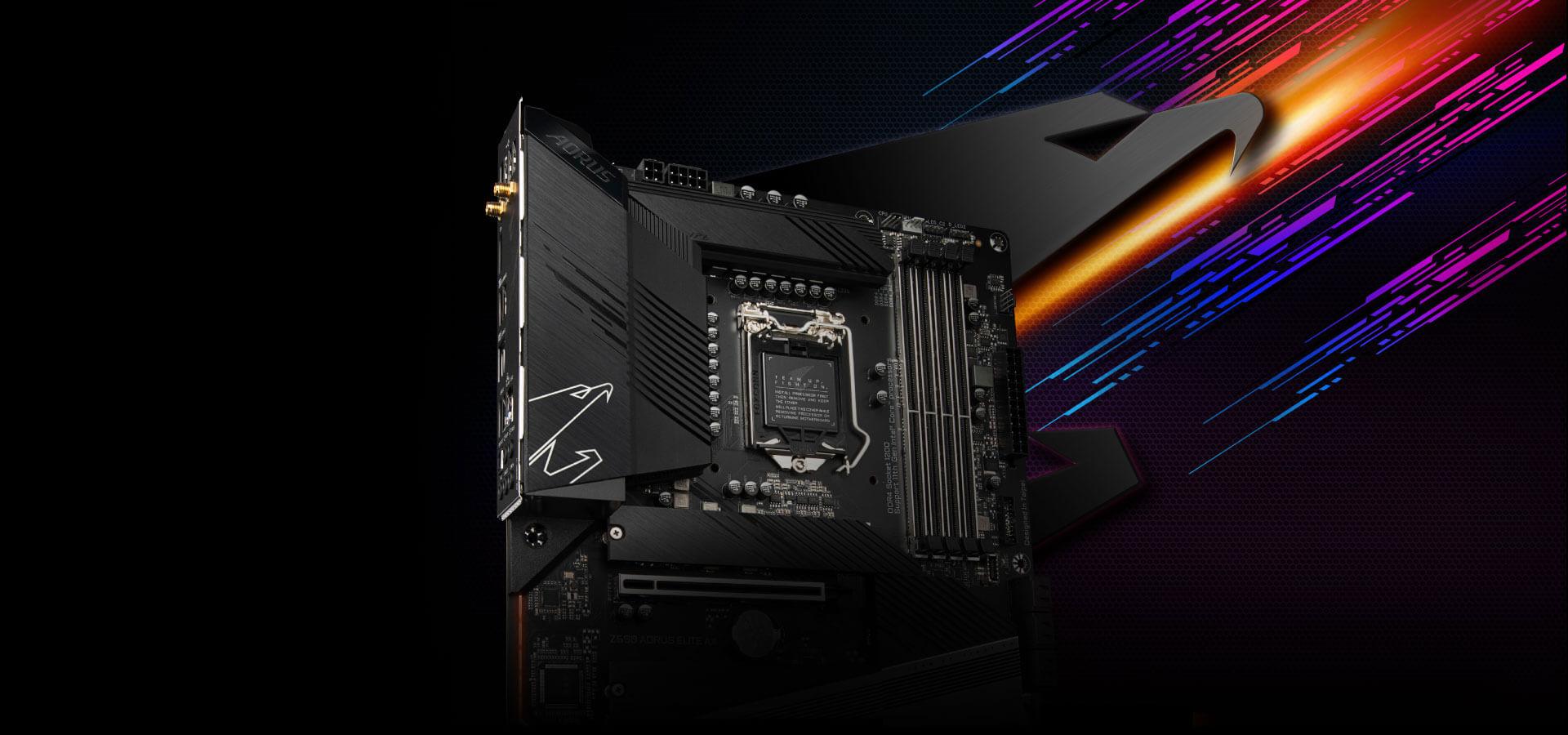 Gigabyte Z590 AORUS ELITE AX (rev. 1.0) Motherboard 34
