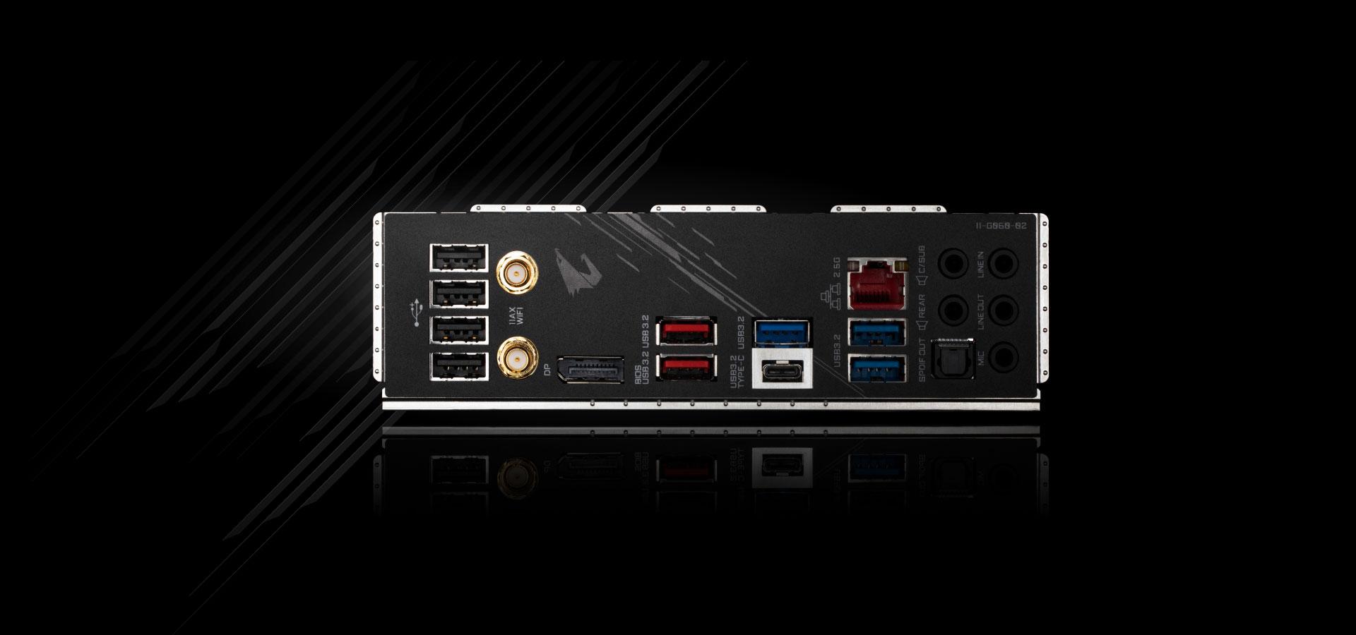 Gigabyte Z590 AORUS ELITE AX (rev. 1.0) Motherboard 22