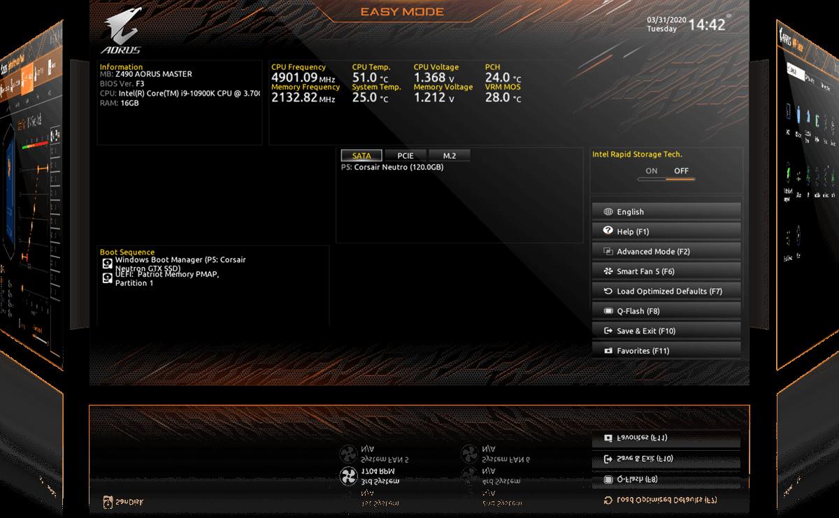 Gigabyte Z590 AORUS ELITE AX (rev. 1.0) Motherboard 38