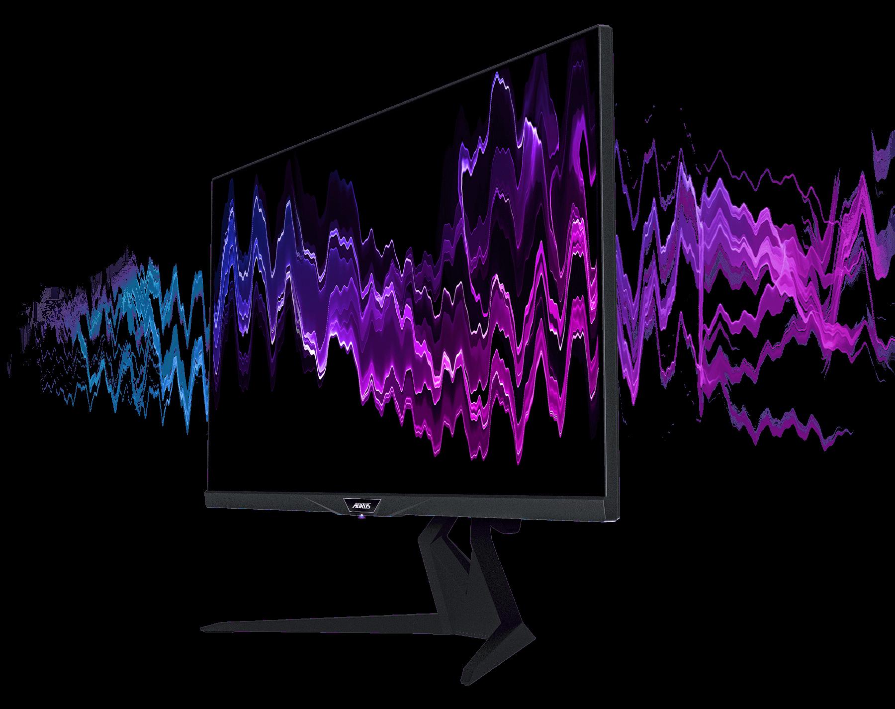 Gigabyte Gigabyte Gaming Monitor AORUS FI32Q-EU 32 , QHD, 2560 x 1440 pixels, HDMI ports quantity 2