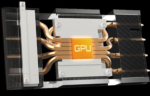 Fitur Utama Dari Radeon™ RX 6600 XT Seris