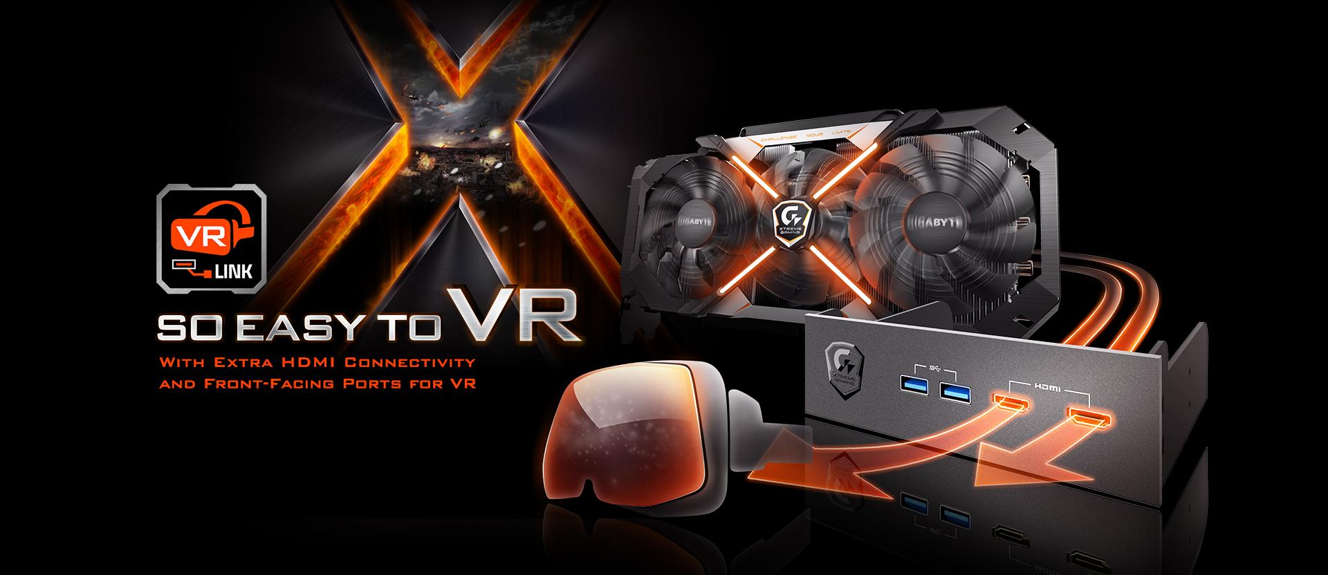 Geforce® gtx 1080 xtreme gaming premium pack 8g (rev. 1. 0.