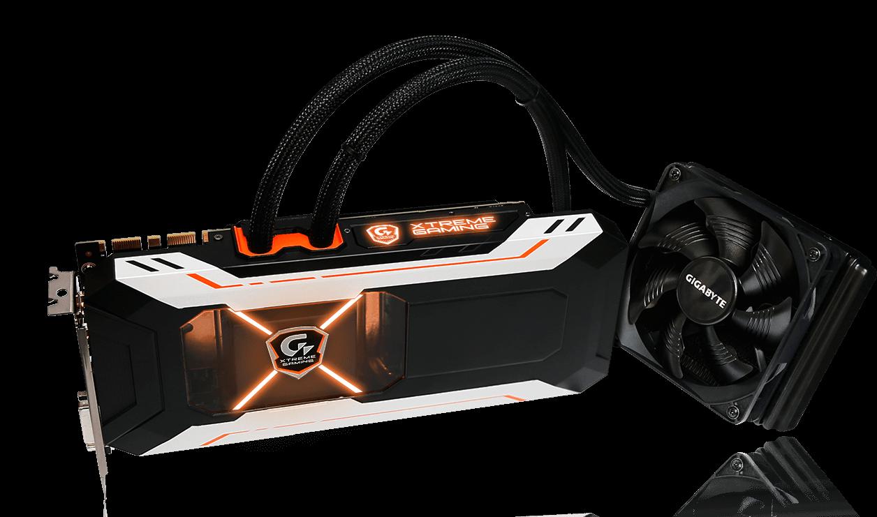 GeForce® GTX 1080 Xtreme Gaming WATERFORCE 8G (rev  1 0) | Graphics