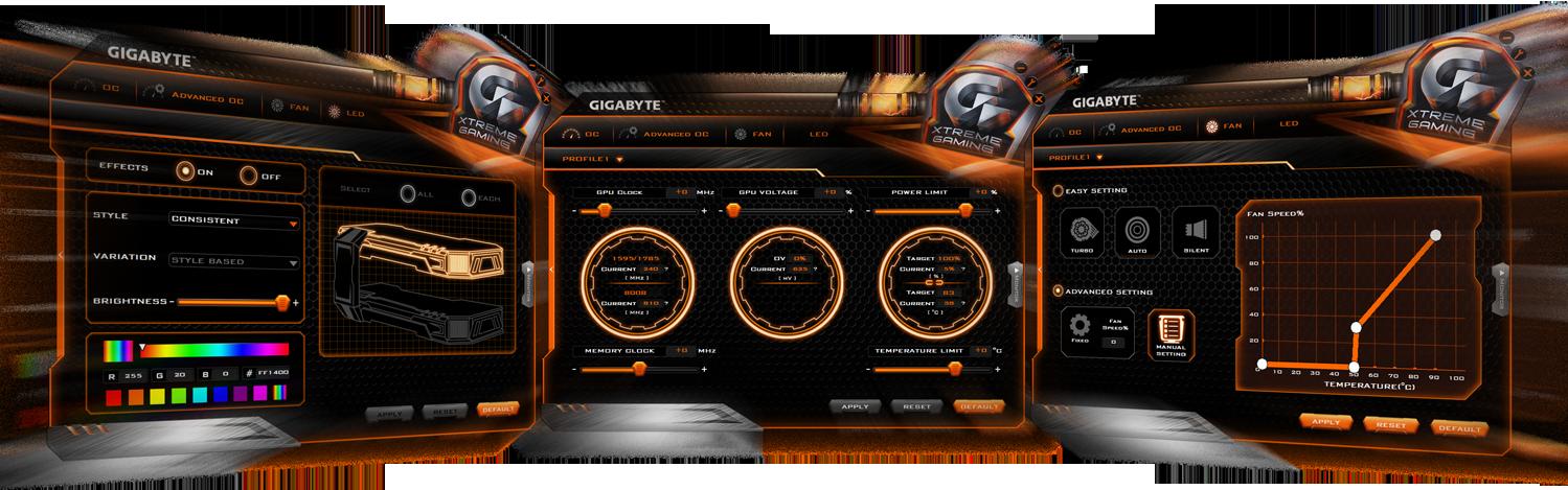 Radeon™ RX 480 G1 Gaming 8G | Graphics Card - GIGABYTE Global