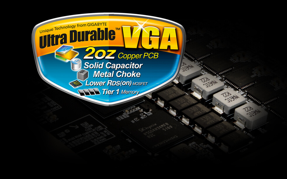 GeForce® GTX 1060 WINDFORCE OC 6G (rev  1 0/1 1)   Graphics