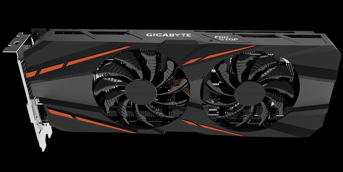 GeForce® GTX 1060 G1 Gaming 3G (rev  1 0) | Graphics Card