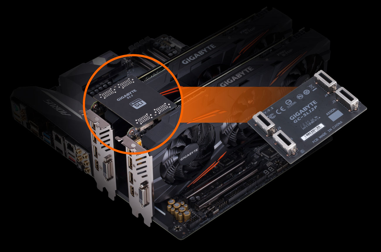 Ga Z270x Gaming 7 Rev 10 Motherboard Gigabyte Global Mashpedia Top Videos About List Of 7400 Series Integrated Circuits Take Your Performances To A Whole New Level By Multiple Geforce Gtx Cards With High Bandwidthhb Sli Bridge