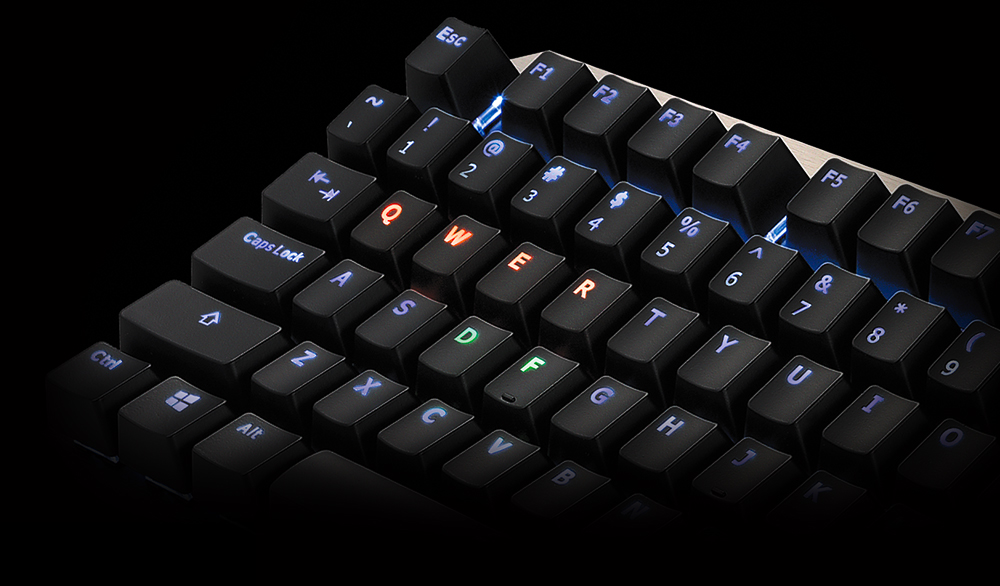 463ddd01aa0 Each key can be personalized to your gaming style with virtually unlimited  color illumination options and customizable lighting effects which are able  to ...