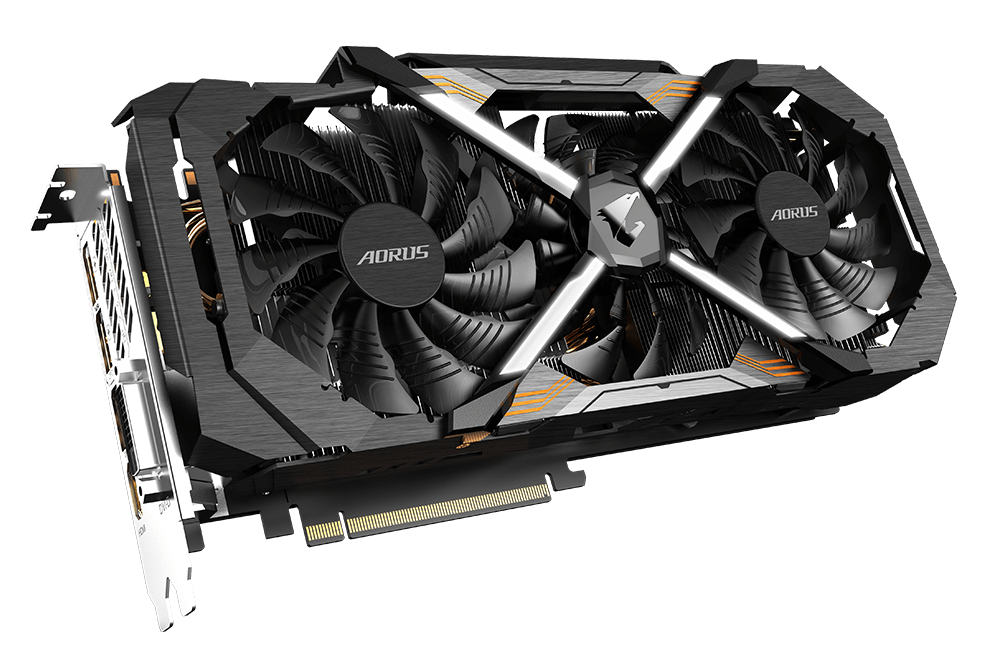 Aorus Geforce Gtx 1080 Xtreme Edition 8g Graphics Card Gigabyte