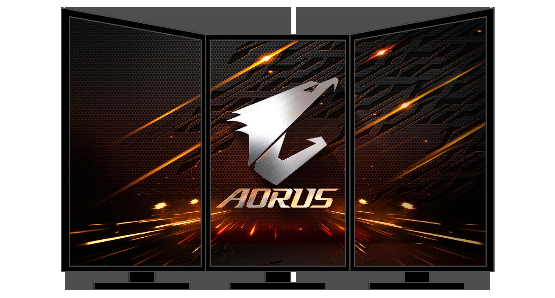 Gigabyte Aorus SLI Hb Bridge RGB Graphic Cards GC-A2WAYSLIL RGB 2 Slot Spacing