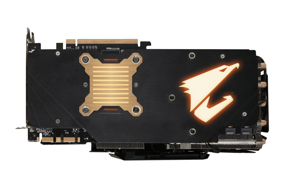 AORUS GeForce® GTX 1080 Ti Xtreme Edition 11G | Graphics