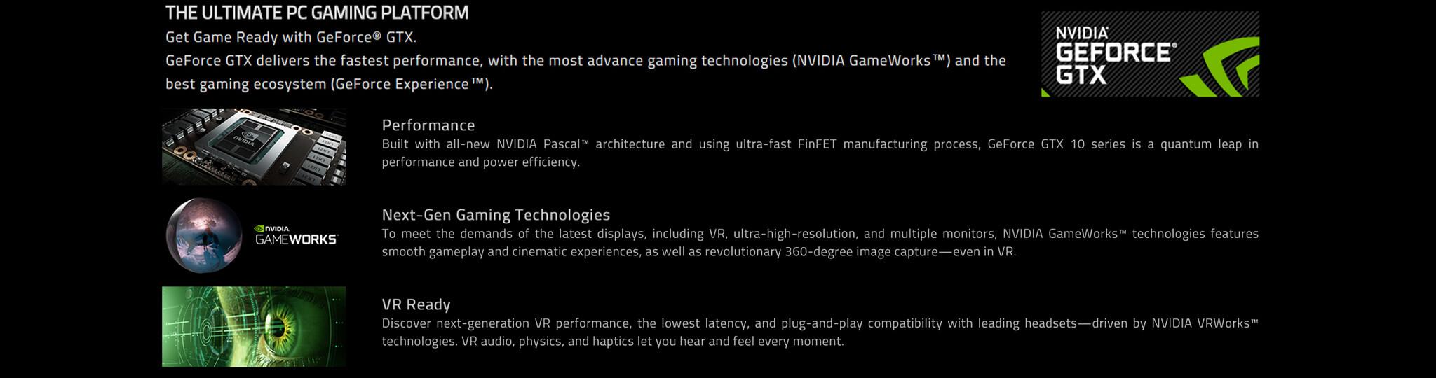 AORUS GeForce® GTX 1070 8G (rev  1 0) | Graphics Card