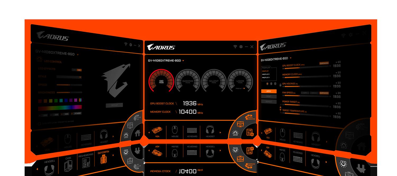 AORUS GeForce® GTX 1060 6G 9Gbps (rev  1 0) | Graphics Card
