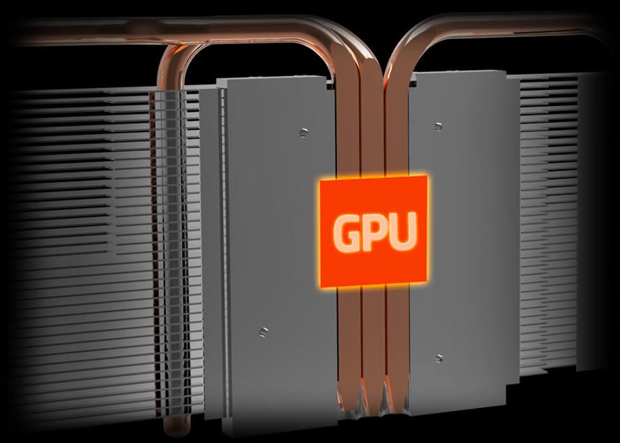 Radeon™ RX 570 Gaming 4G - MI 5 optimark