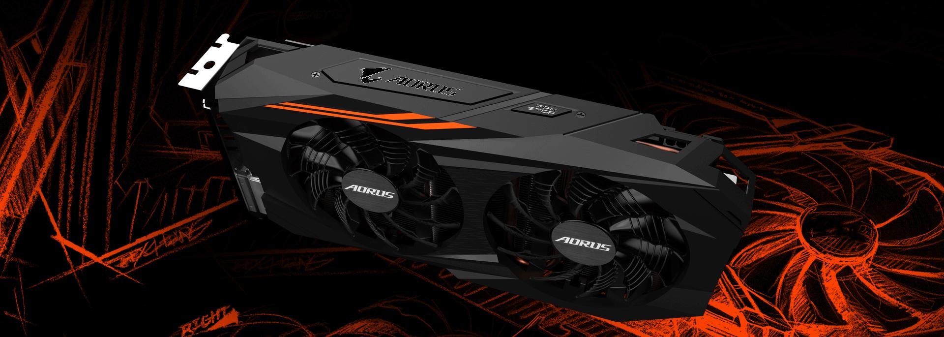 AORUS Radeon™ RX580 8G (rev  1 0/1 1) | Graphics Card - GIGABYTE Global
