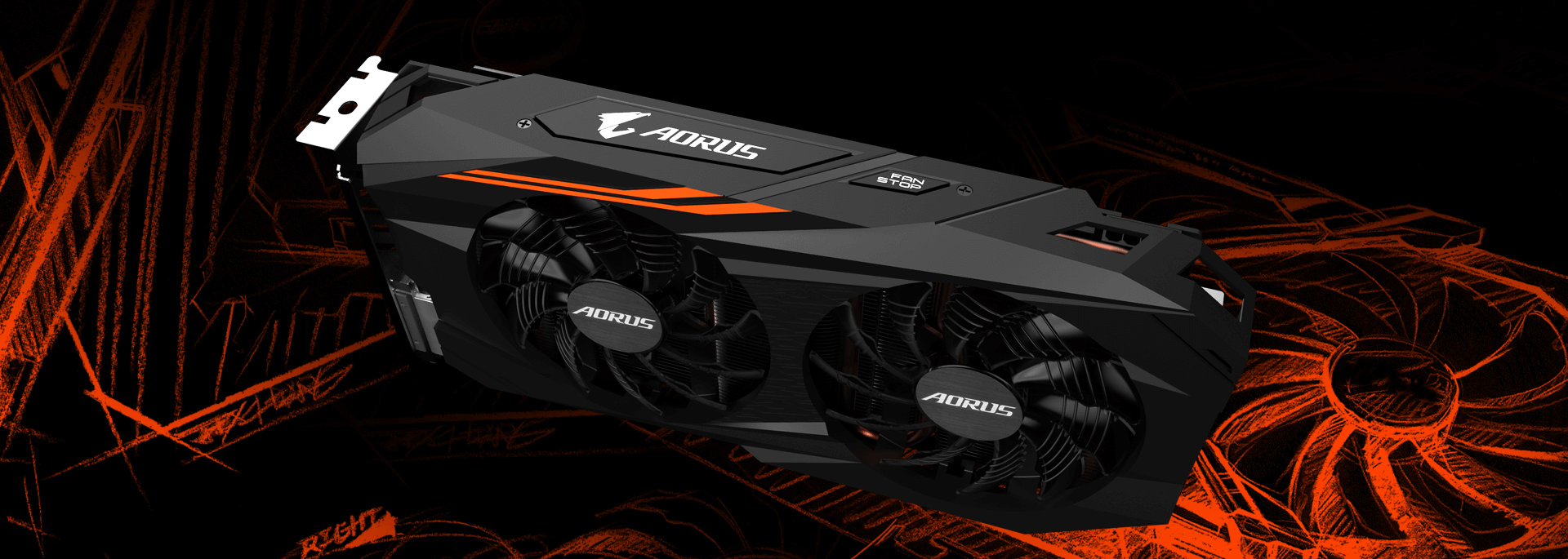 AORUS Radeon™ RX580 4G (rev  1 0/1 1) | Graphics Card - GIGABYTE U S A
