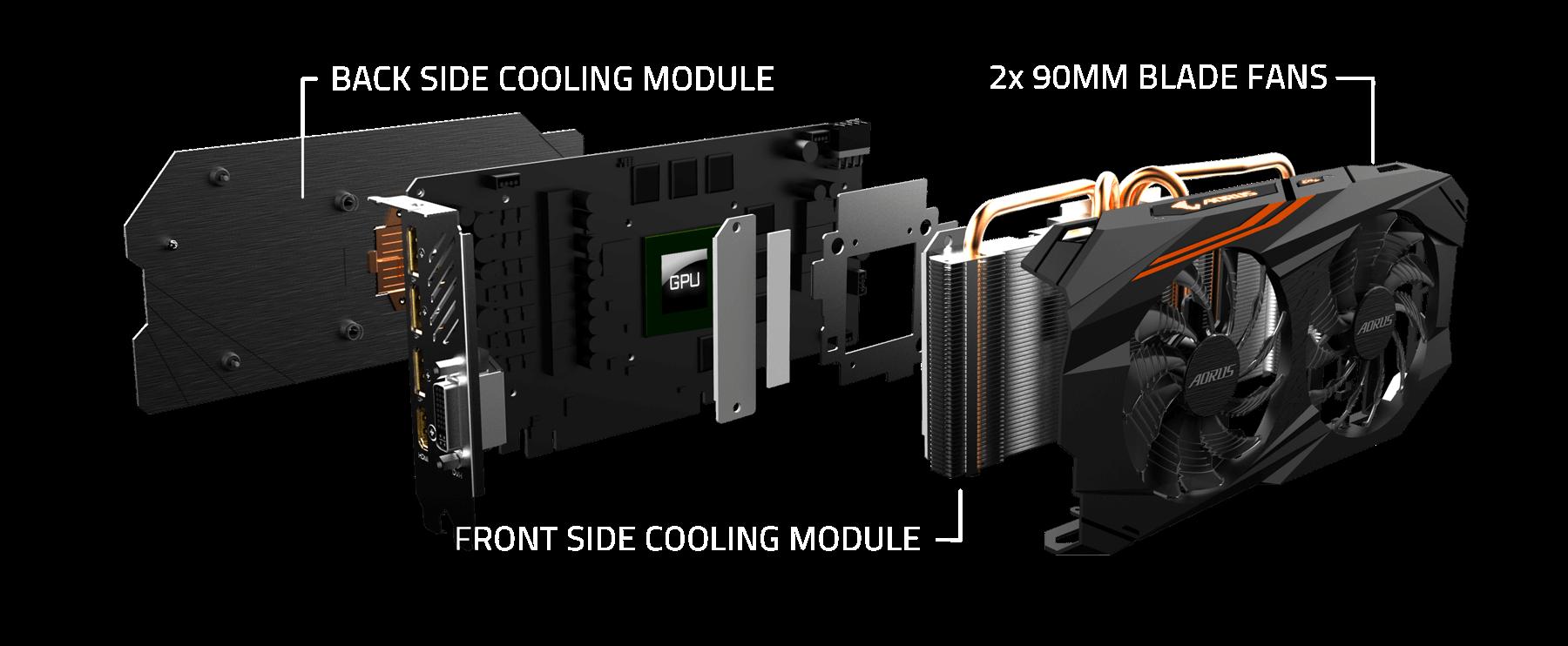 AORUS Radeon™ RX570 4G   Graphics Card - GIGABYTE Global