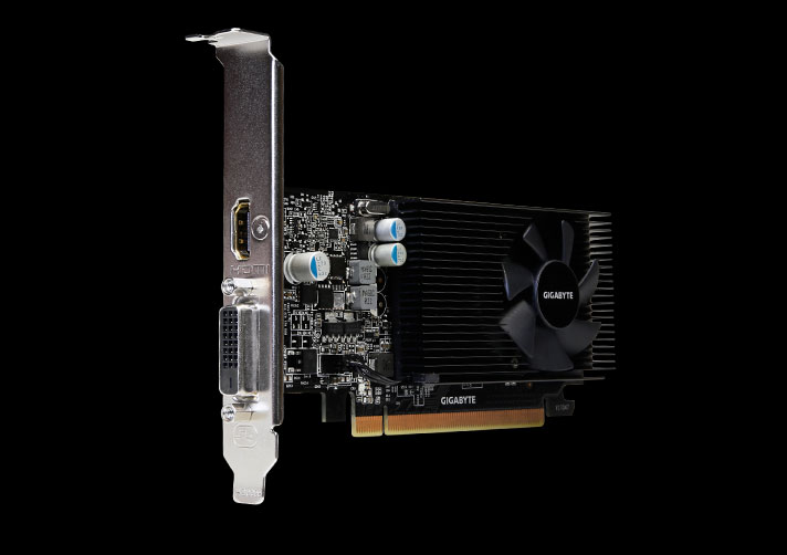 GT 1030 Low Profile 2G   Graphics Card - GIGABYTE Global