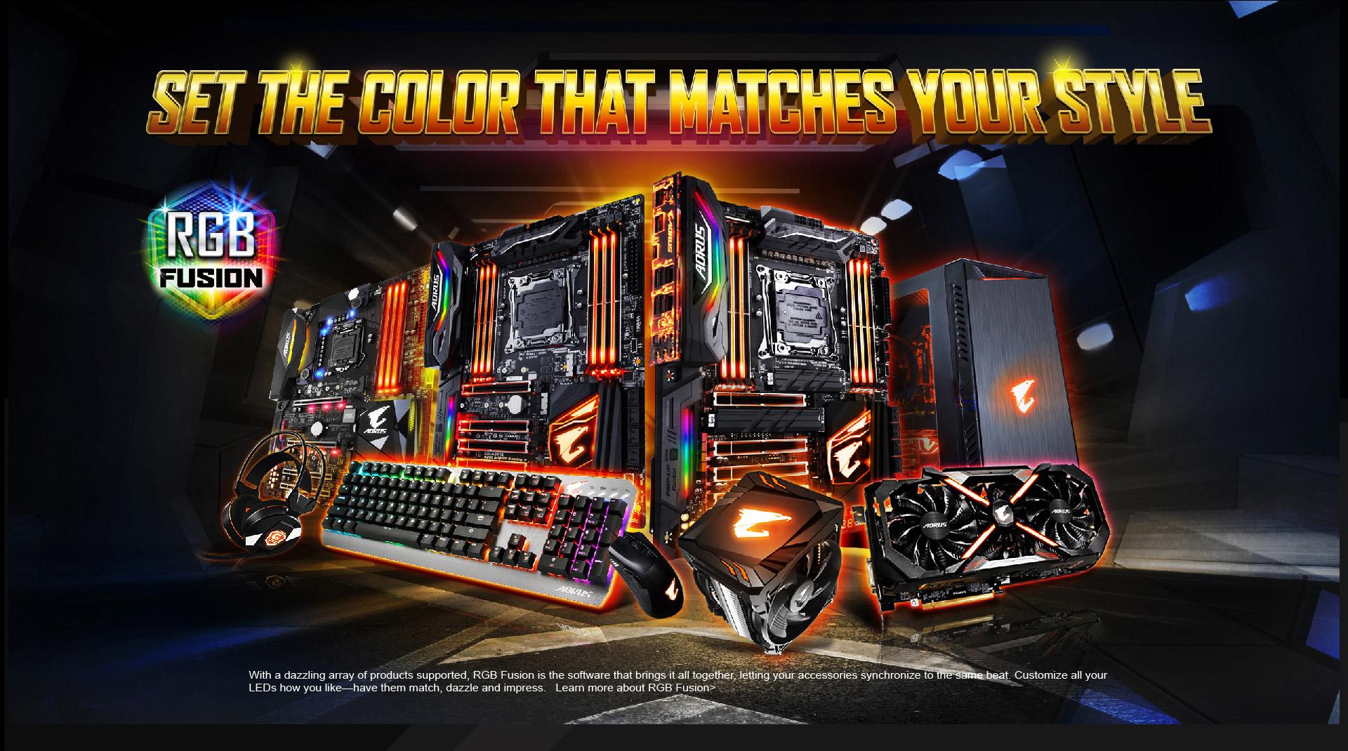 X399 AORUS Gaming 7 (rev  1 0) | Motherboard - GIGABYTE U S A