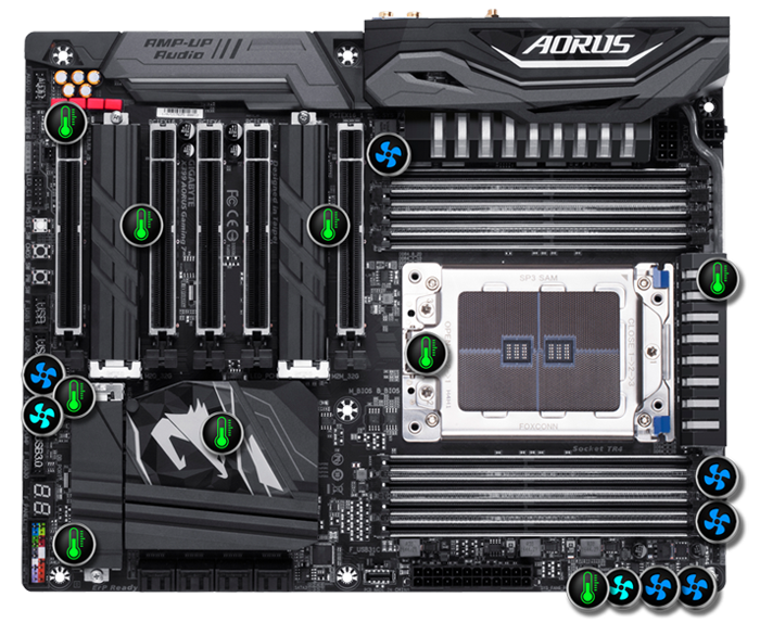 X399 AORUS Gaming 7 (rev  1 0) | Motherboard - GIGABYTE Global