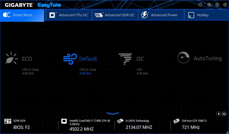 X299 UD4 Pro (rev  1 0) | Motherboard - GIGABYTE U K