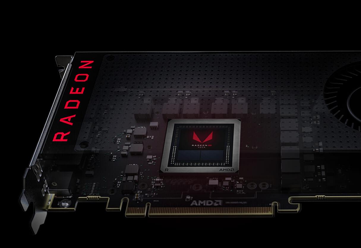 Gigabyte Radeon RX VEGA 56 8G Graphic Cards GV-RXVEGA56-8GD-B GPU