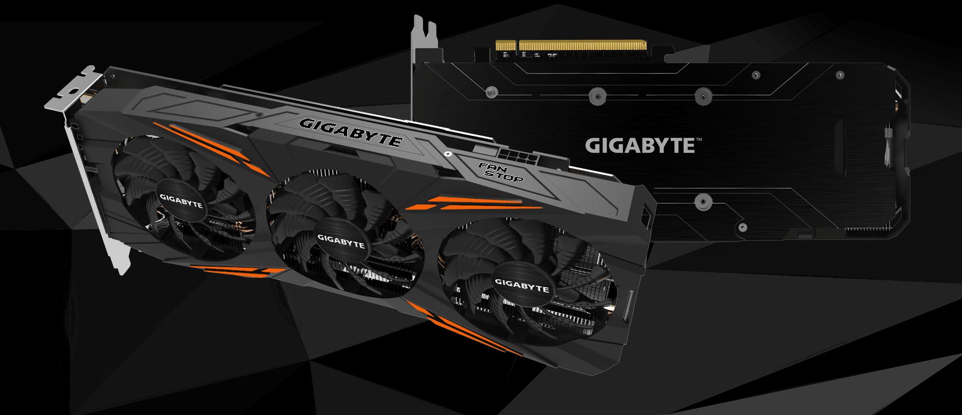 GeForce® GTX 1070 Ti Gaming 8G | Graphics Card - GIGABYTE Global