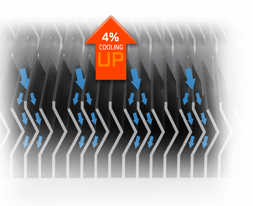 Radeon™ RX VEGA 56 GAMING OC 8G   Graphics Card - GIGABYTE