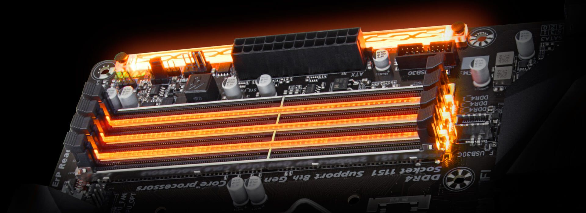 H370 Aorus Gaming 3 Wifi Rev 10 Motherboard Gigabyte Global Pinout Also Vga Cable Diagram Besides Keyboard Connector Multi Light Zones Are Equipped With High Brightness Rgb Leds Namely The Memory Pch Audio And Swappable Overlay For Accent Led When Its All Set Done