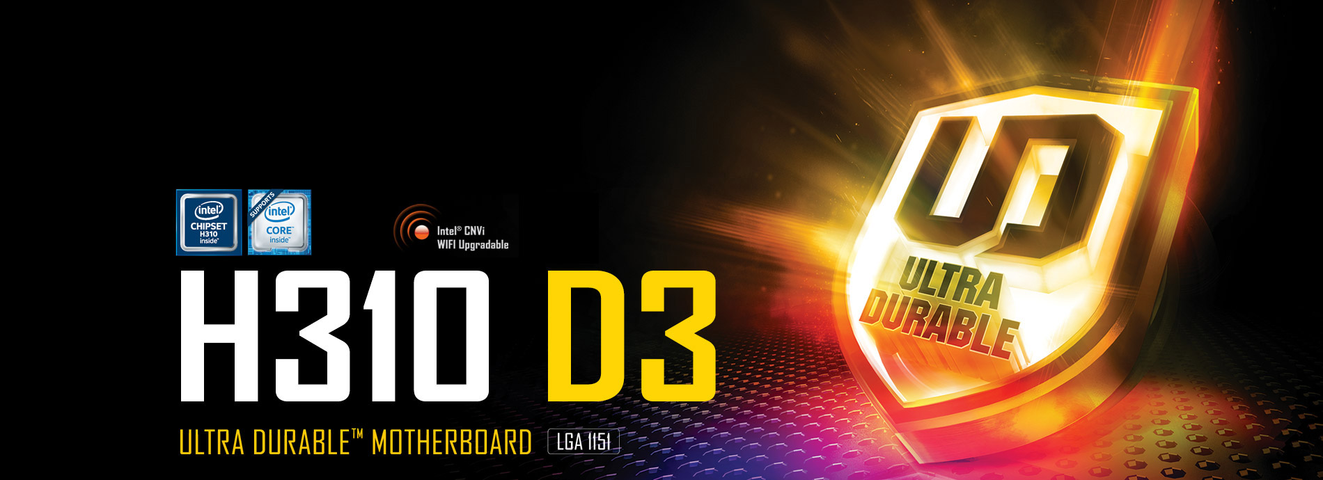 H310 D3 (rev  1 0) | Motherboard - GIGABYTE Global