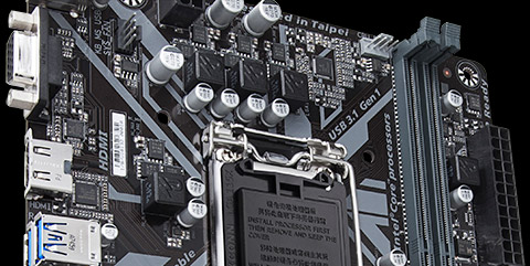 H310M H (rev  1 0) | Motherboard - GIGABYTE Global