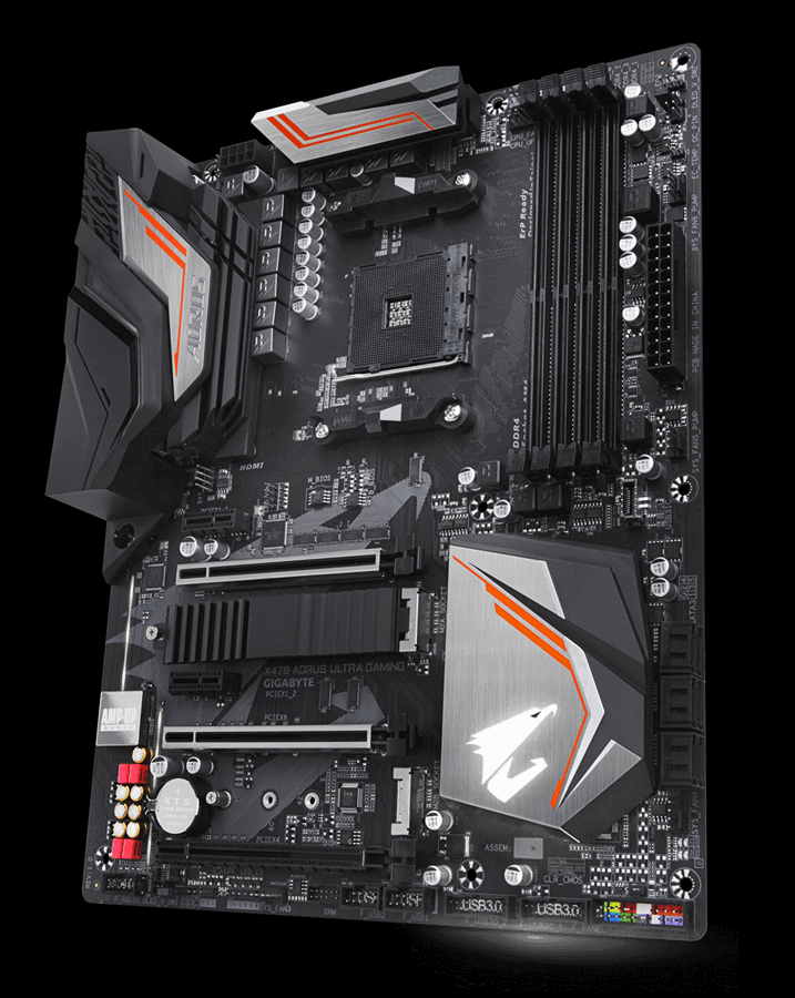 X470 AORUS ULTRA GAMING (rev  1 0) | Motherboard - GIGABYTE