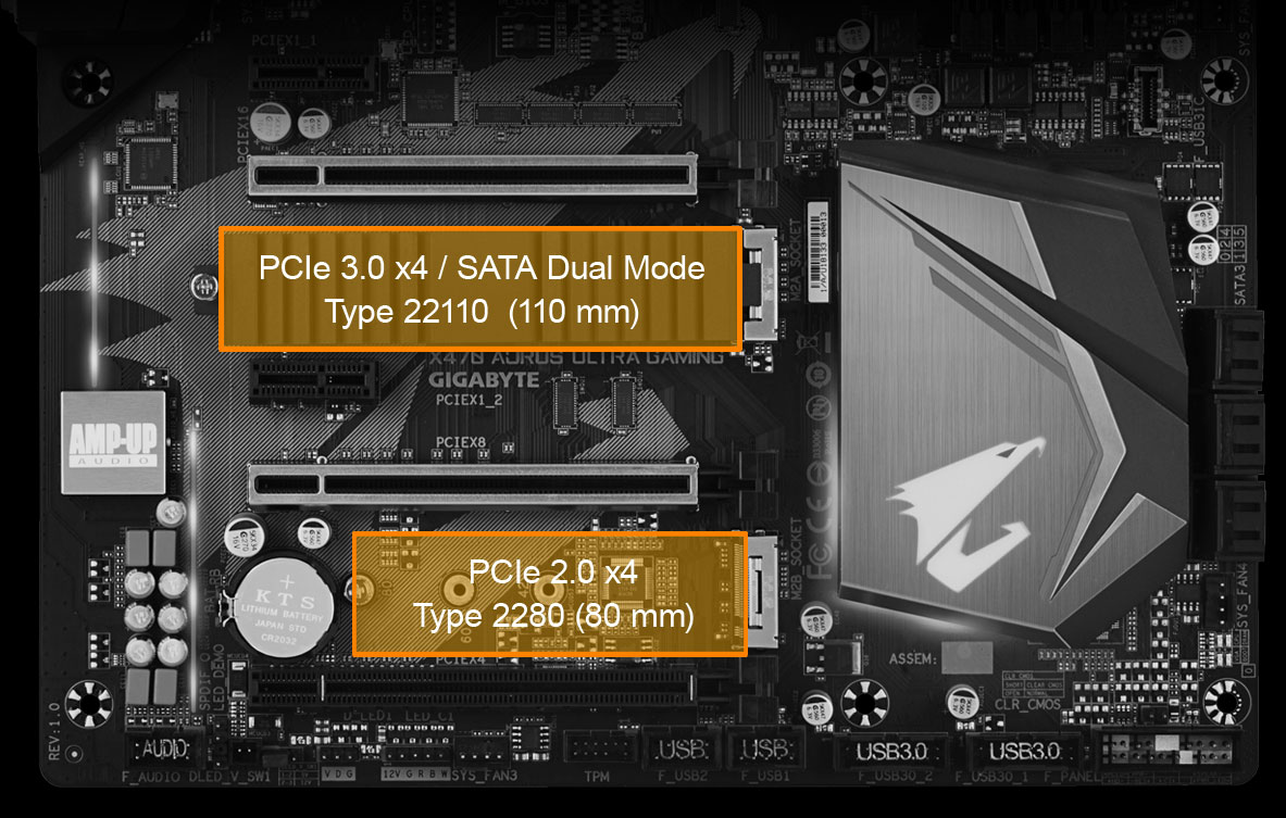 X470 AORUS ULTRA GAMING (rev  1 0) | Mainboards - GIGABYTE