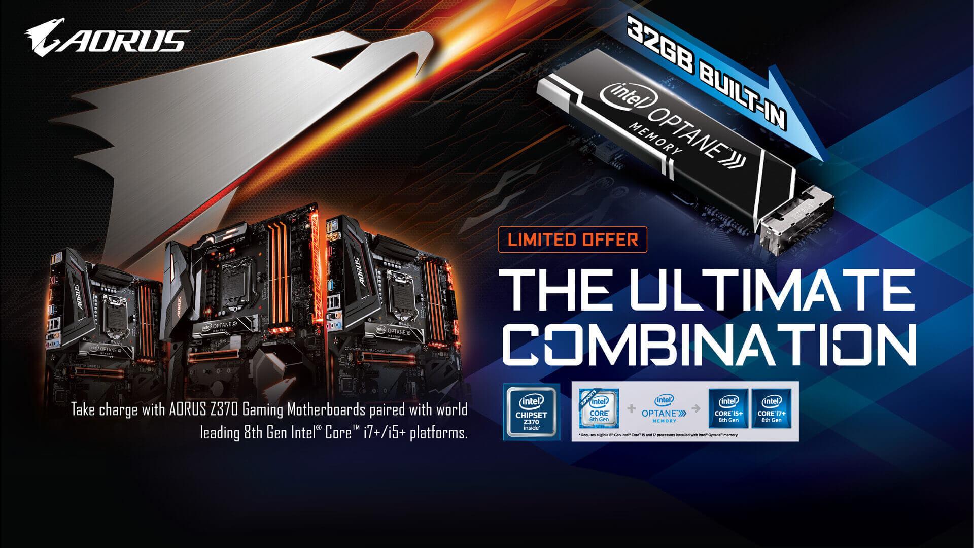 Z370 AORUS GAMING 7-OP (rev  1 0) | Motherboard - GIGABYTE