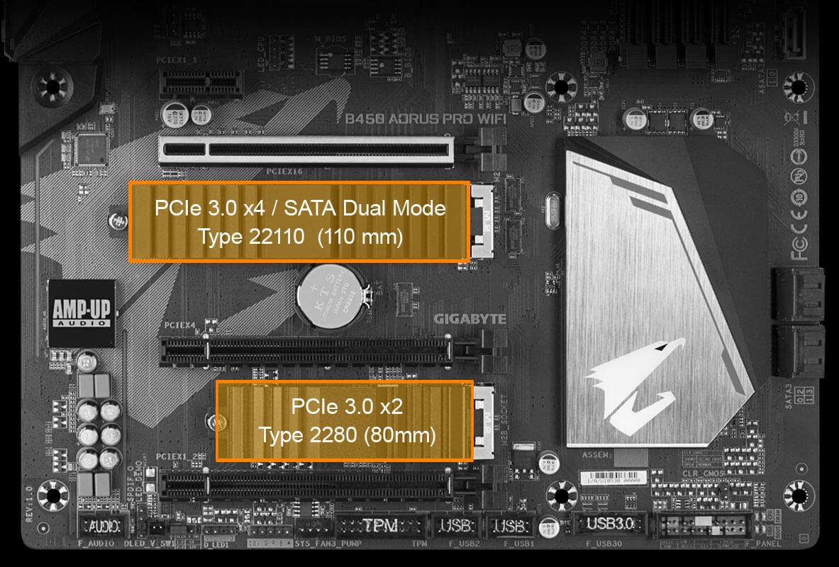 Gigabyte B450 Aorus Pro Wifi Amd B450 Aorus Motherboard Buy Online At Best Prices In Pakistan Daraz Pk